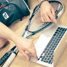 Online Injury Rehabilitation