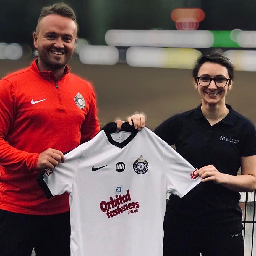 Jenkins Soft Tissue Therapy Partners With Kings Langley FC