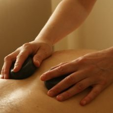 Hot Stone Massage (Clinic)